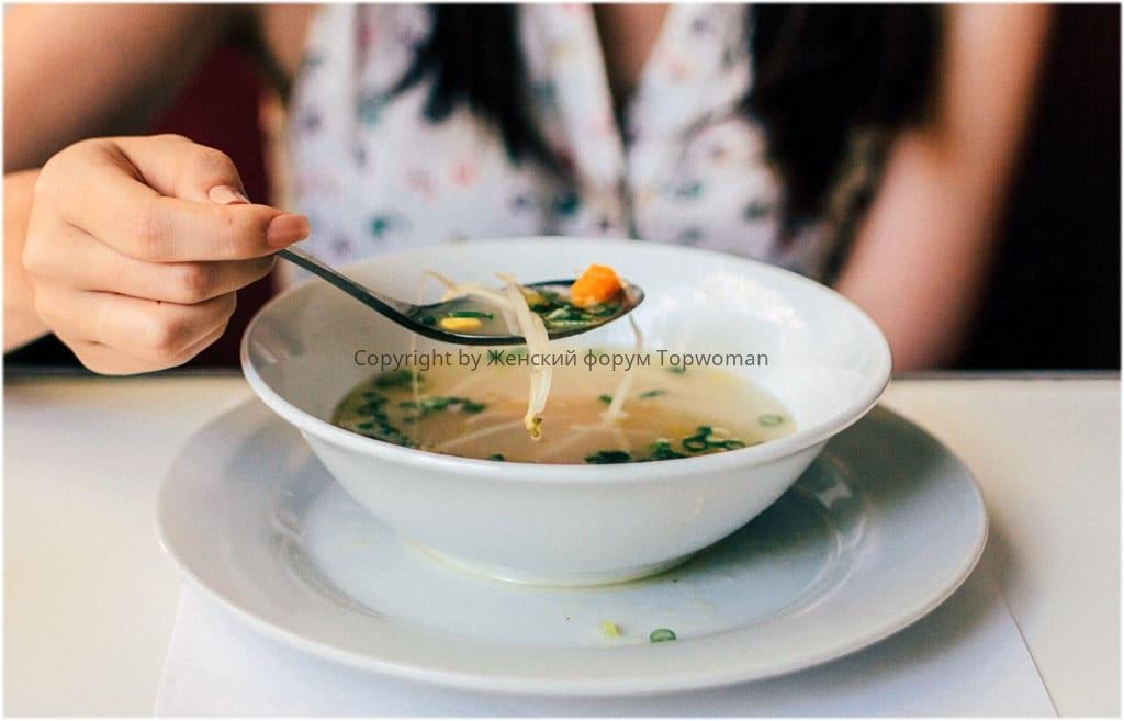 Обязательно ли есть суп каждый день