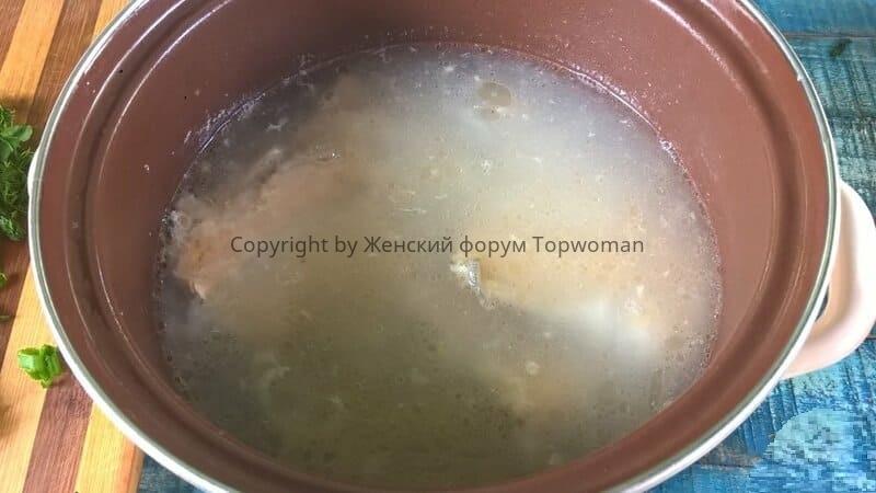 Суп-пюре из лосося рецепт