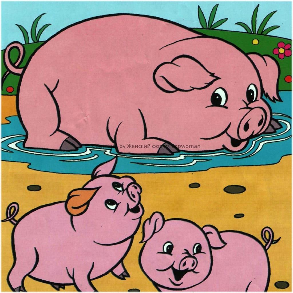 К чему снятся свиньи и поросята