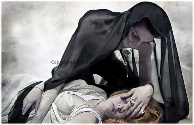 Cнится умершая тётя живой
