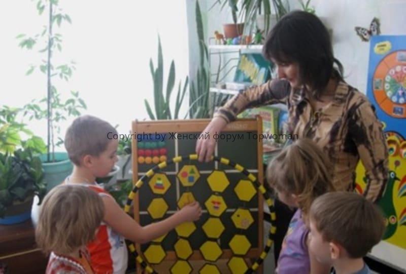 Методика ТРИЗ в детском саду