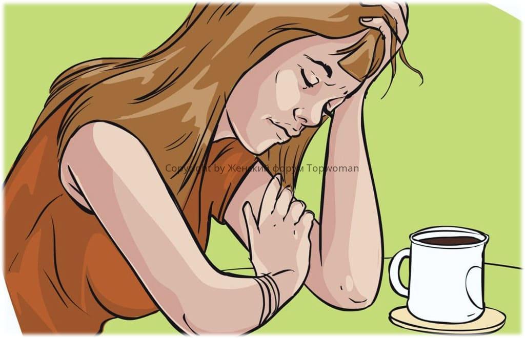 Причины слабости и усталости у женщин