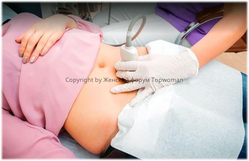 Почему тест показывает беременность, а УЗИ нет