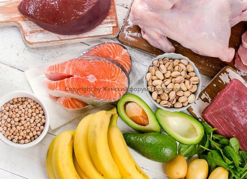 В чём содержатся витамины группы B