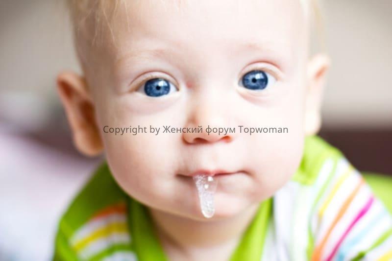 В каком возрасте у ребёнка режутся зубы