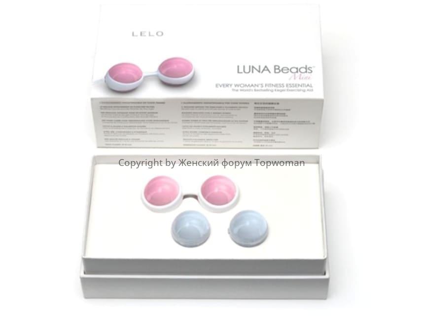 Вагинальные шарики Luna