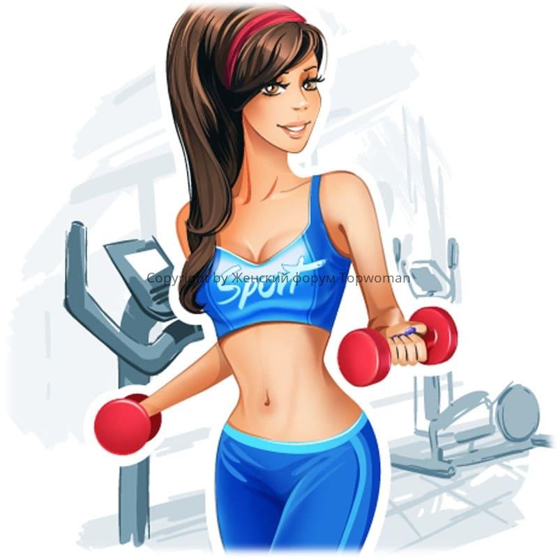 Нужно ли заниматься спортом при наборе веса