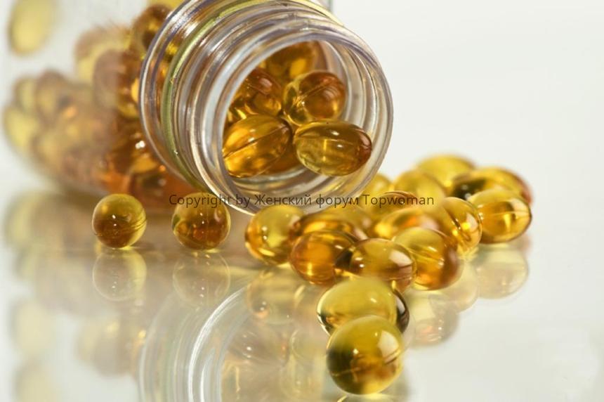 Витамины Омега-3 какие купить