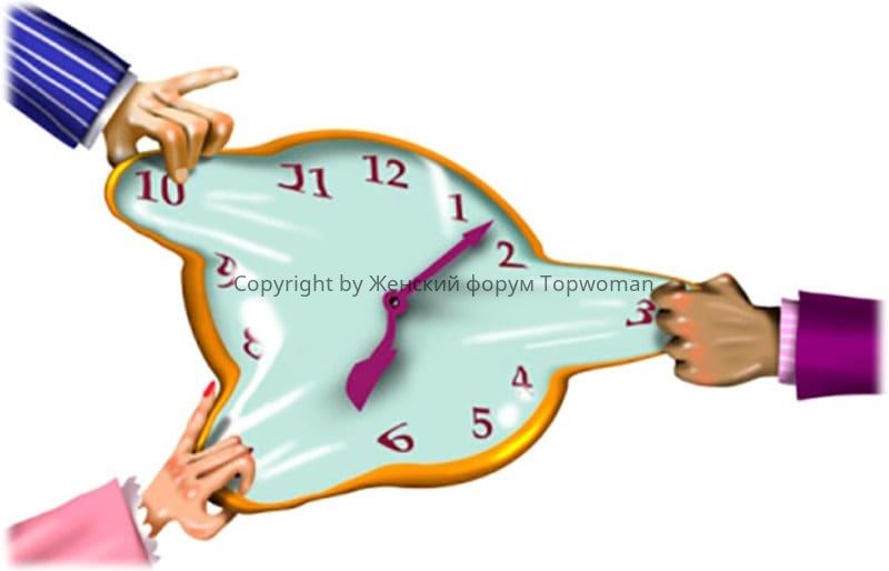 Как систематизировать время