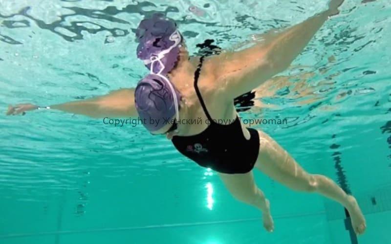 Звезда в бассейне